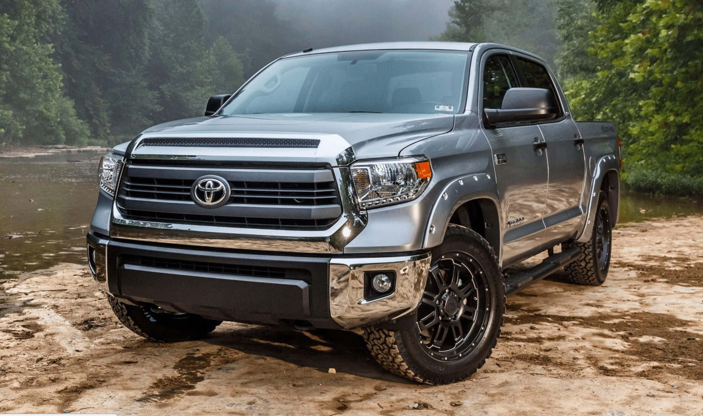 best cold air intake system tundra