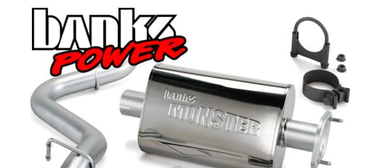 Banks Power Exhaust Systems