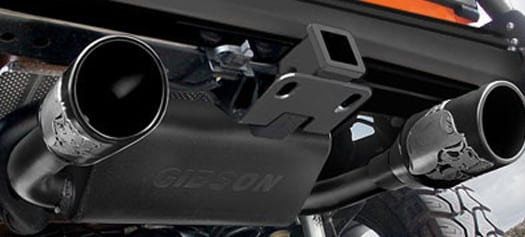 Gibson Exhaust Systems for Jeep
