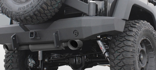 MagnaFlow Performance Exhaust Systems for Jeep