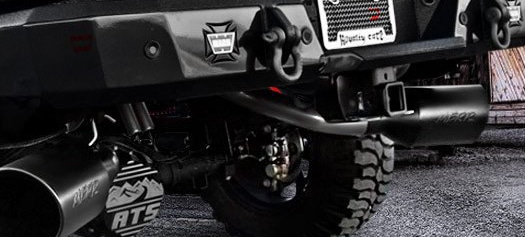MBRP Dual Exhaust