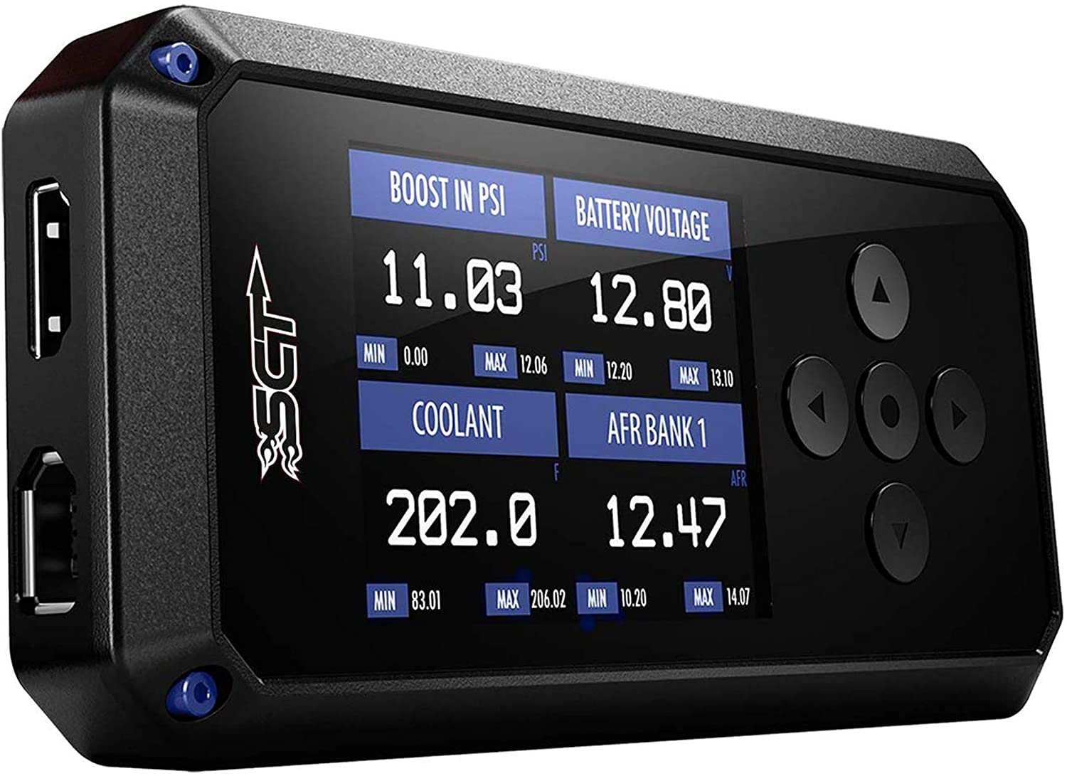 SCT Performance - 40490 - BDX Performance Tuner and Monitor