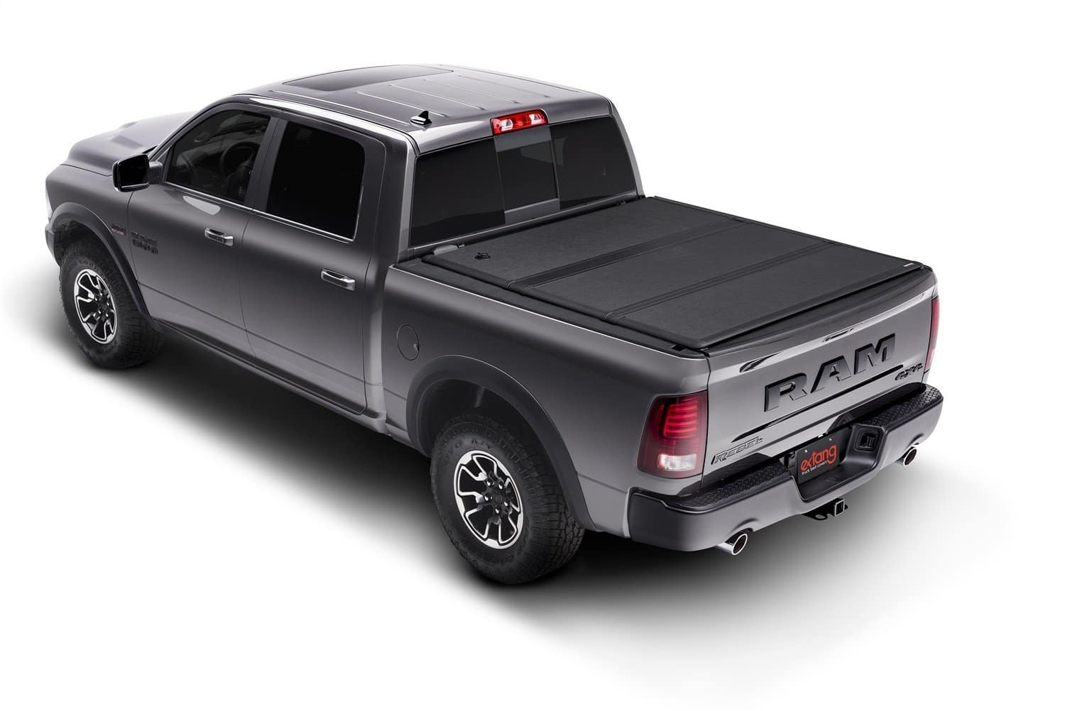 Extang Encore Hard Folding Tonneau Cover - Best Tonneau Cover for Ram 1500