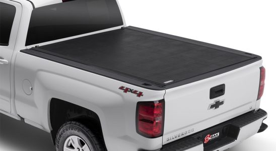 BAK Industries Revolver X2 Hard Roll-up Truck Bed Cover for Silverado Sierra