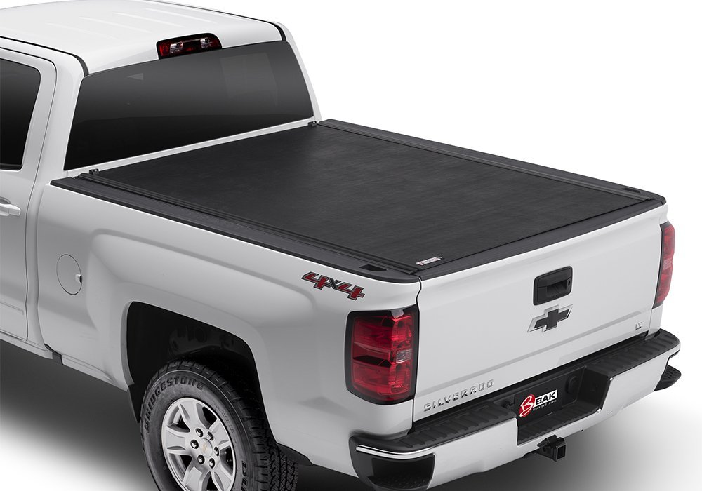 BAK Industries Revolver X2 Hard Roll-up Truck Bed Cover for Silverado