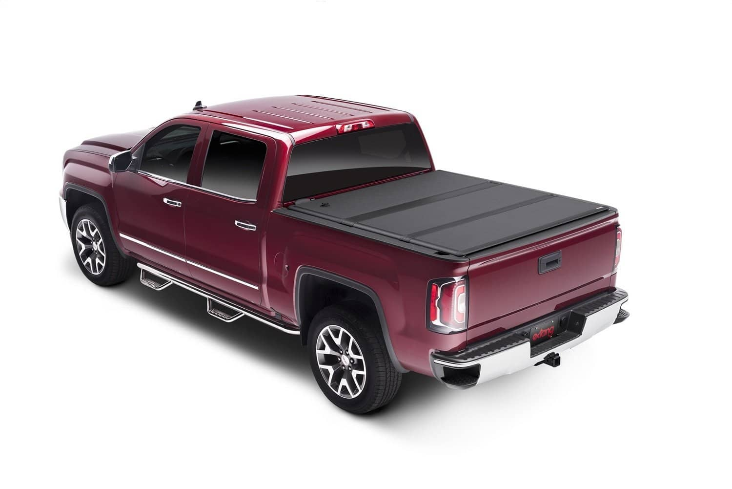 Extang Encore Hard Folding Tonneau Cover for Silverado Sierra
