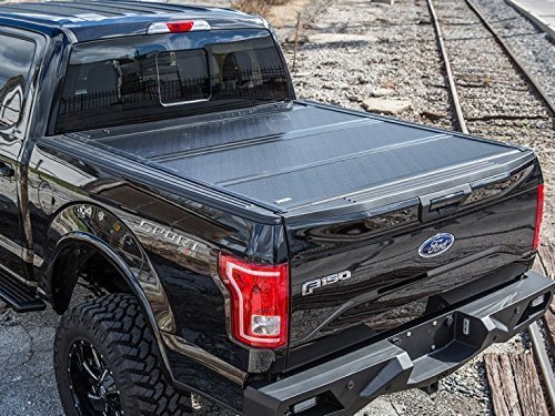Gator FX3 Hard Folding Tonneau Truck Bed Cover for F150