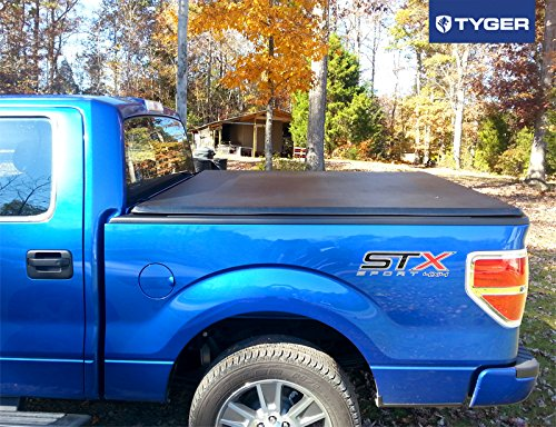 Tyger Auto TG-BC3F1019 TRI-FOLD Truck Bed Tonneau Cover Ford F-150