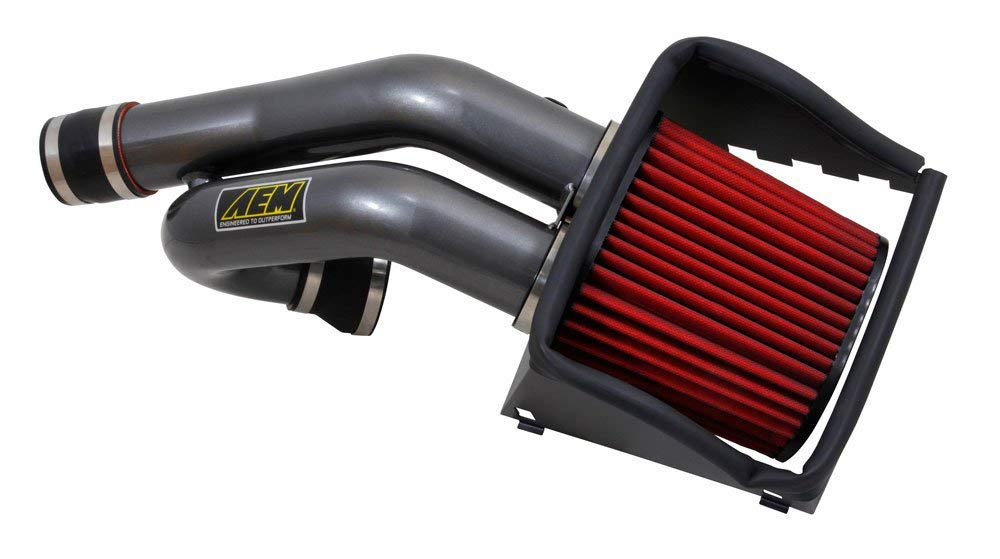 AEM 21-8128DC Cold Air Intake System for Ford F150 Ecoboost