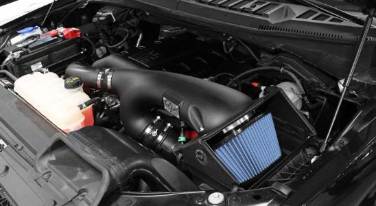 Best Cold Air Intake for F150 Ecoboost