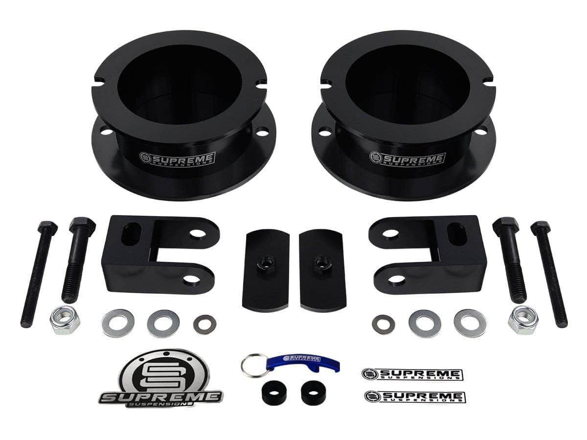 "Supreme Suspensions 2.5"" Front Leveling Kit for Ram 2500"
