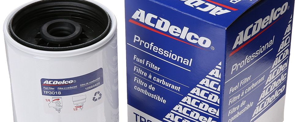 ACDelco Professional Fuel Filter – Winner Best Duramax Fuel Filter