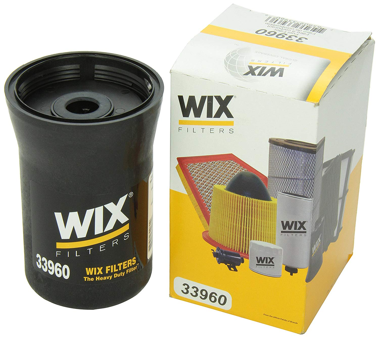WIX Filters Heavy Duty Fuel Filter for Duramax