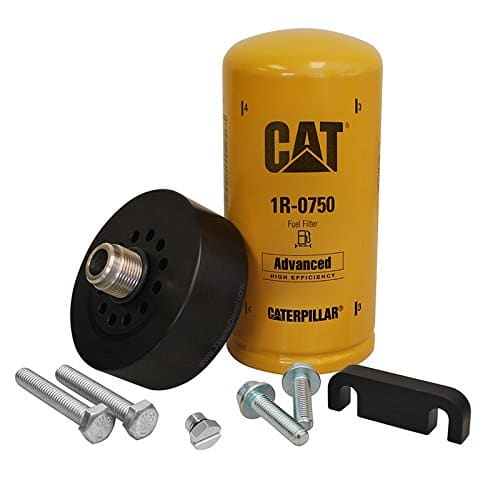 cat ram 2500 fuel filters