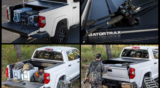 Gatortrax MX Retractable Tonneau Cover