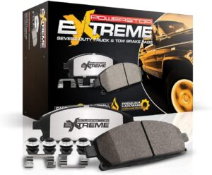 Power Stop Z36 Truck and Tow Brake Pads